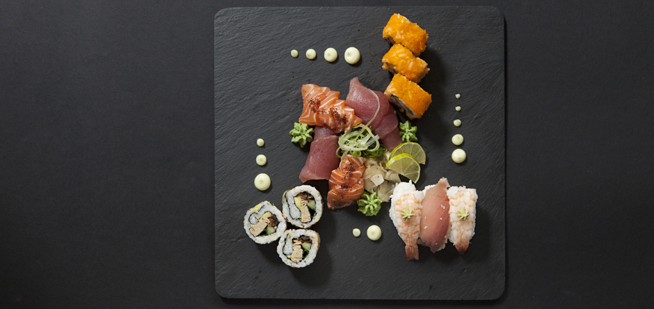 Wicked Sushi Platter